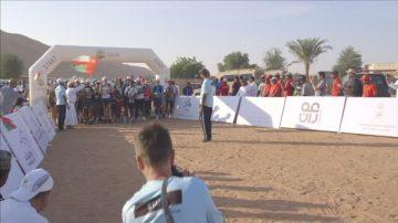 165公里沙漠马拉松 多国选手阿曼迎挑战