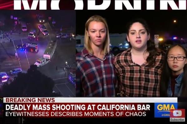 为21岁庆生遇屠杀 加州枪击案幸存者忆惊魂夜