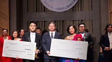 第七届全世界华人美声唱法声乐大赛决赛揭晓