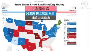 中期选举落幕尘埃未定   佛州现计票风波