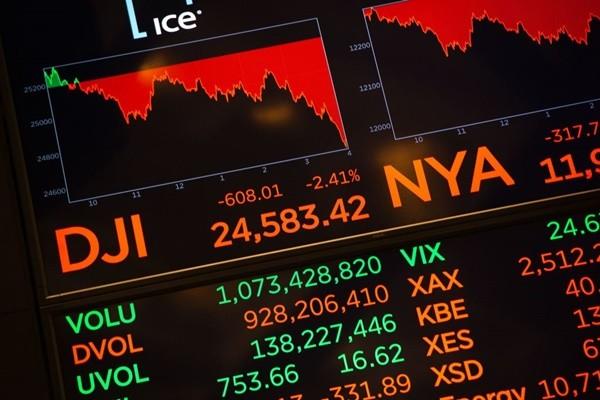 贸易战未停经济减速 巴克莱:明年股市可能不会好