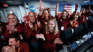 「洞察號」成功降落火星 NASA:恐怖7分鐘