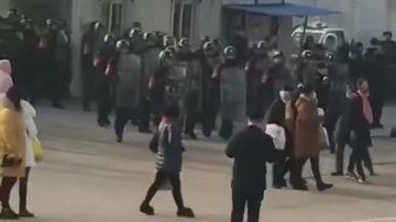 江苏洋河酒厂数千人罢工 遭警力清场消息被封