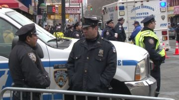 纽约市多处收炸弹威胁 布朗士科技高中撤离