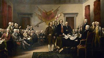 美国立国原则之六:人人生而平等