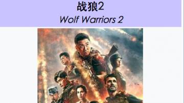 九天劍:真理部使壞 《戰狼2》中槍