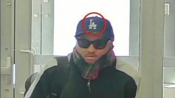 多伦多警局呼吁民众 协助抓捕抢银行大盗
