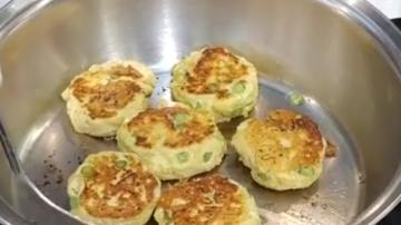 咖喱煎鱼饼 独特美味(视频)
