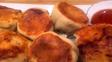 水煎包 美式口味(视频)