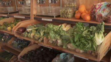 避免食物浪费 加拿大首家随便付钱/免费超市