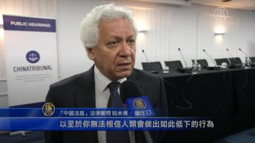 【禁聞】英法庭指證 活摘器官在中國大規模存在