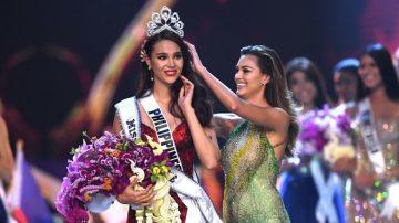 菲律賓佳麗格雷 當選2018世界小姐