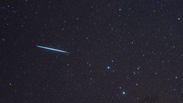 雙子座流星雨14日最高峰 每小時約120顆