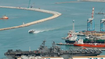 美國施壓 以色列重審與中國的海法港協議