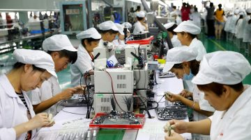 受贸易战冲击 中国经济增长远低预期