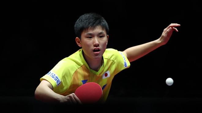 """中共""""国球""""沦陷 日15岁少年乒球总决赛夺冠"""
