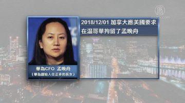 孟晚舟3本香港护照3个姓名 港保安局长:不正常