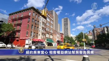 纽约房东当心 租客权益网站帮房客告房东
