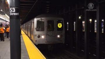 新年新愿望 纽约地铁通勤族心愿多