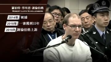 加拿大人被判死刑 專家:中共人質外交升級為「行刑外交」
