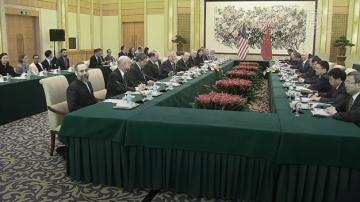 本輪美中貿易談判結束 或週四公布細節