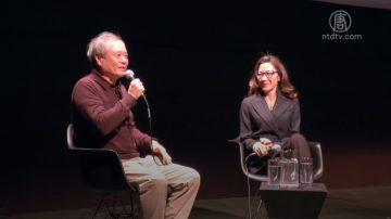 李安 楊紫瓊紐約影迷座談會 雙方期待再合作
