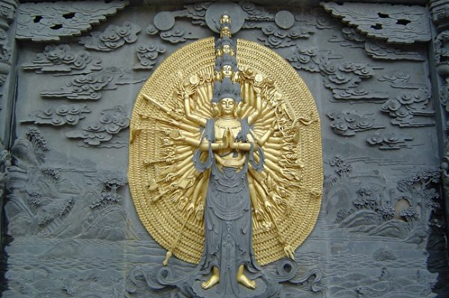 唐宋大悲寺神像傳奇