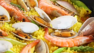 薑黃海鮮焗飯 1分鐘學會(視頻)