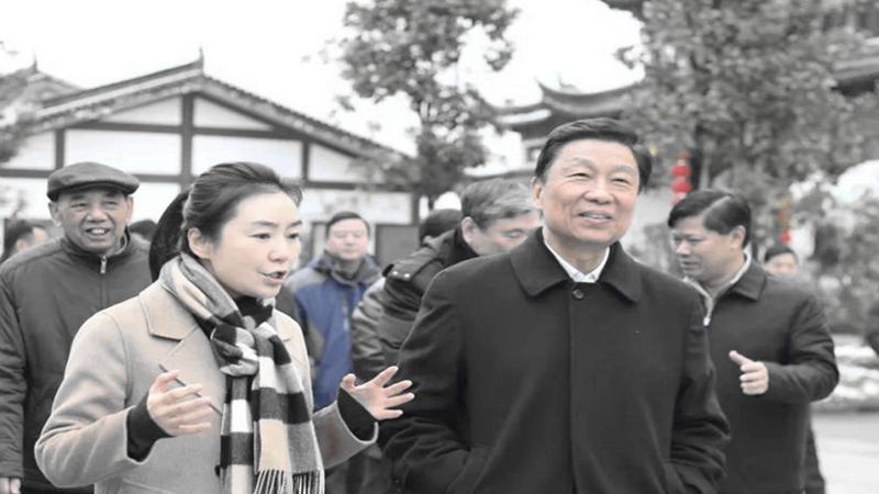 中南海政局詭異 中共前副主席李源潮再現身