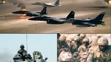 歷史上的今天,1月16日: 海灣戰爭–現代戰爭的開端