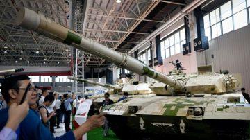 巴國棄中共坦克轉購俄T-90  官媒稱VT-4存在二缺陷