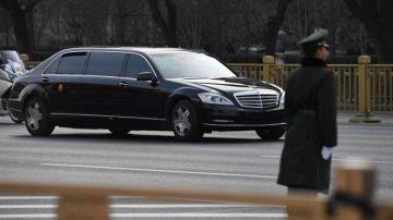 【今日點擊】金正恩結束訪問北京 整個行程議程保密
