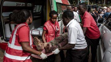 肯尼亞首都酒店遭襲 15死