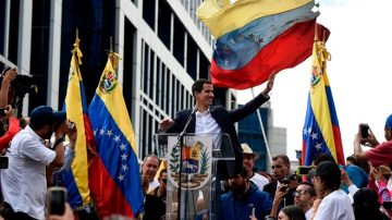 【今日點擊】委內瑞拉變天了 中國也會有黑天鵝?