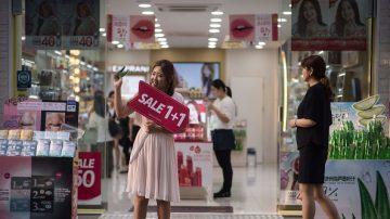 中共封殺無效 韓國免稅店銷售額再創歷史新高