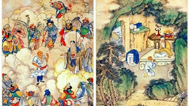 【西遊漫注】(2)隱藏的境界