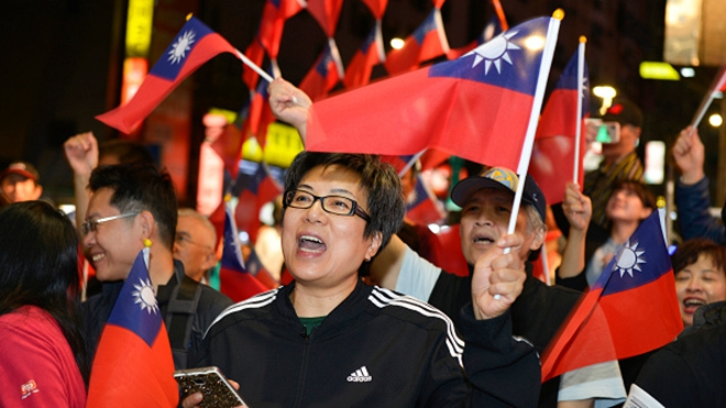 逾8成台民反對「一國兩制」學者:北京騎虎難下