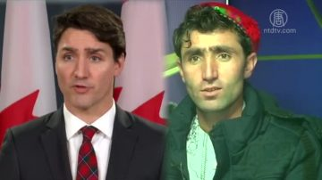 """新闻放轻松:阿富汗版""""特鲁多""""走红 称想去加拿大唱歌"""