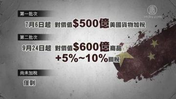 美中貿易談判 美促中方提具體方案