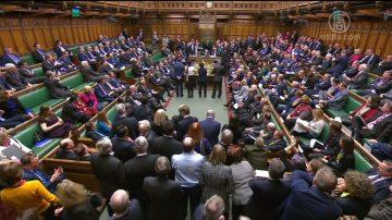 英脫歐首相再遇挫 與歐盟論價籌碼更少