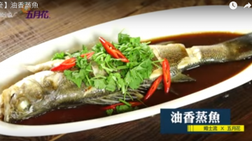 油香蒸魚 美味家常菜(視頻)