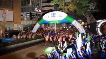 港6.4萬人跑渣馬 男女冠軍成績破紀錄