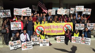 反大麻征签达6000 请愿书递市府
