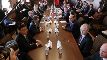 第八轮美中贸易谈判开启 望达成协议
