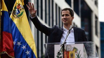 委內瑞拉局勢突變 中共一帶一路再受重挫