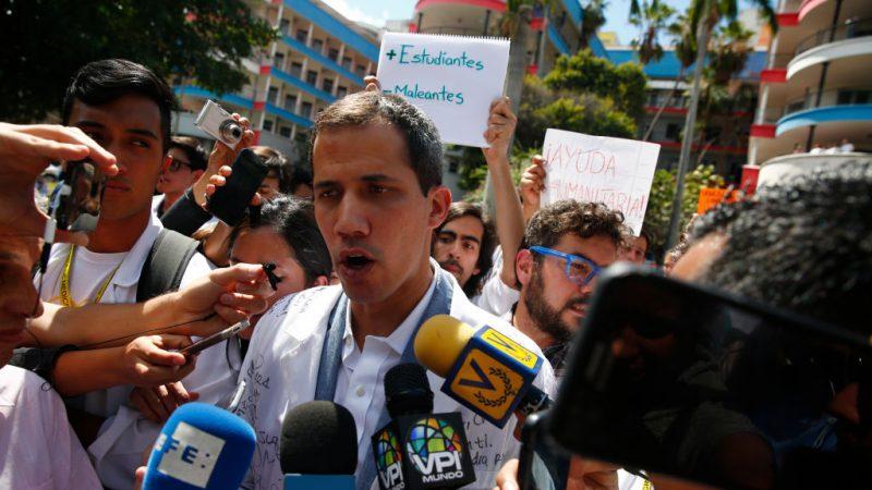 委內瑞拉局勢惡化 法媒:北京態度微妙轉變