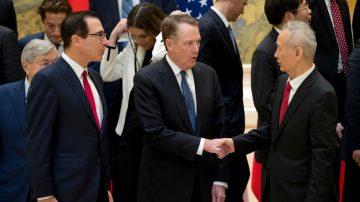 美中新一轮谈判 两大进展 两大分歧