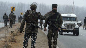 克什米尔爆炸44死 印度怒责巴基斯坦