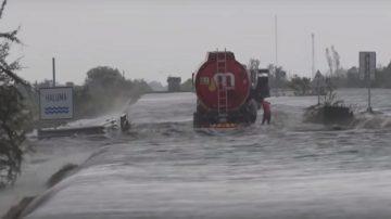 熱帶風暴肆虐 莫桑比克逾10萬人處險境恐千人亡