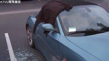 砸車盜竊飆升 菲利蒙一晚26輛車被砸